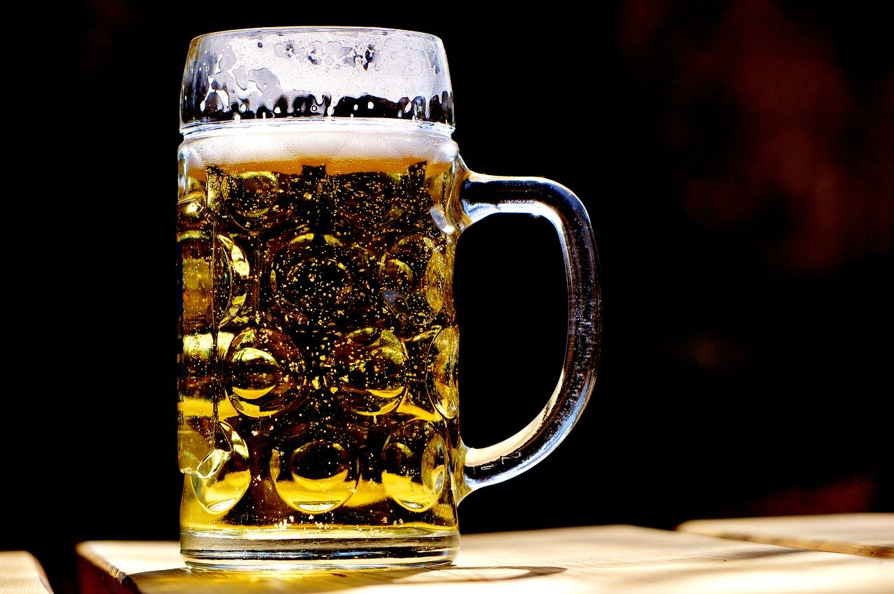 5 buoni motivi per bere una birra
